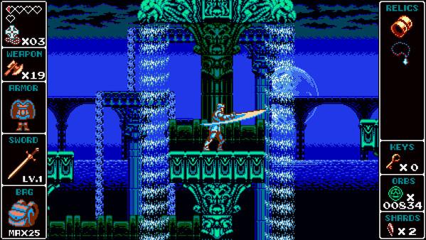 скриншот Odallus: Royal Knight Skin 2