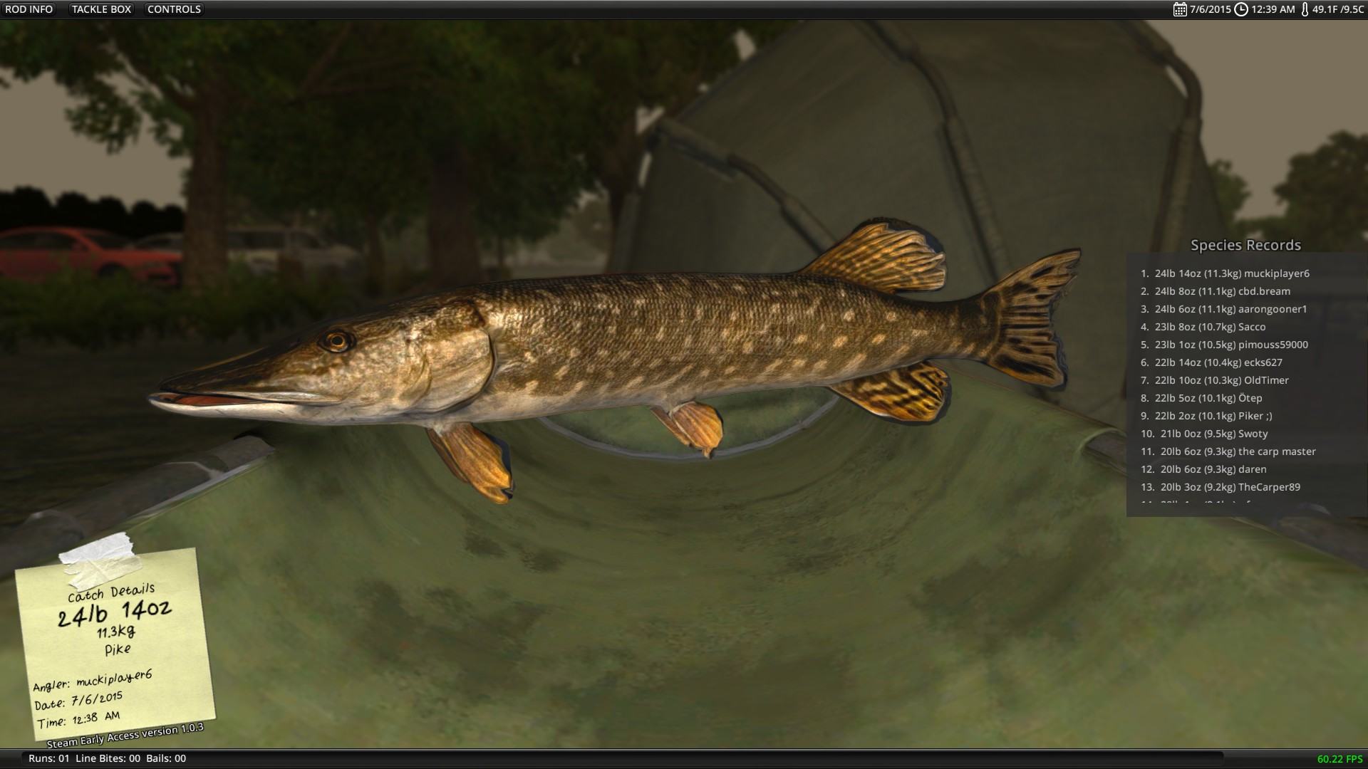 download carp fishing simulator full pc game
