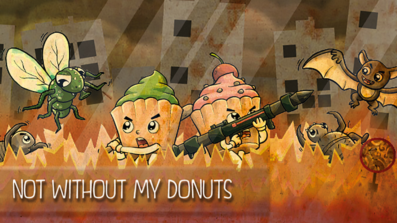 Not without my donuts screenshot