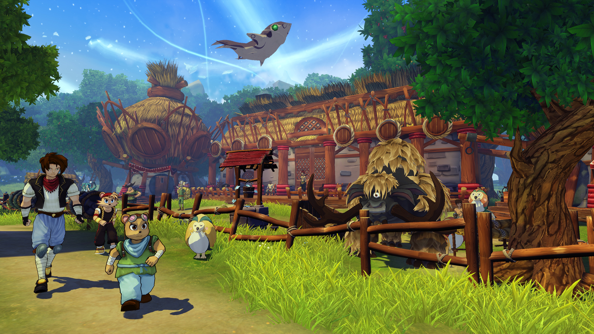 Shiness: The Lightning Kingdom Screenshot 3