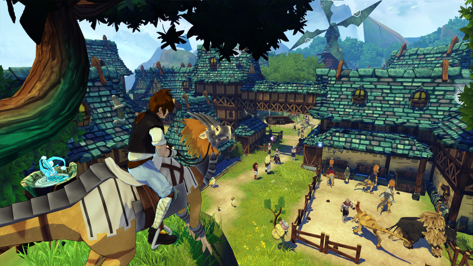 Shiness: The Lightning Kingdom Screenshot 2