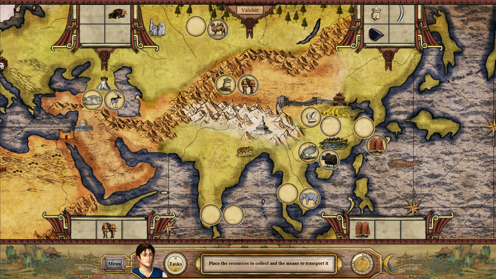 the travels of marco polo on steam. Black Bedroom Furniture Sets. Home Design Ideas
