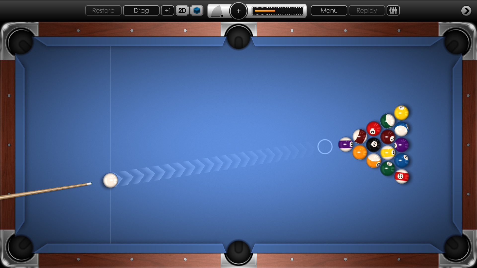 Cue Club 2: Pool & Snooker screenshot
