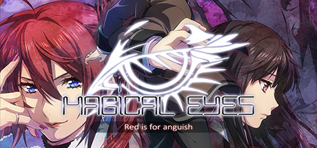 Magical Eyes - Red is for Anguish