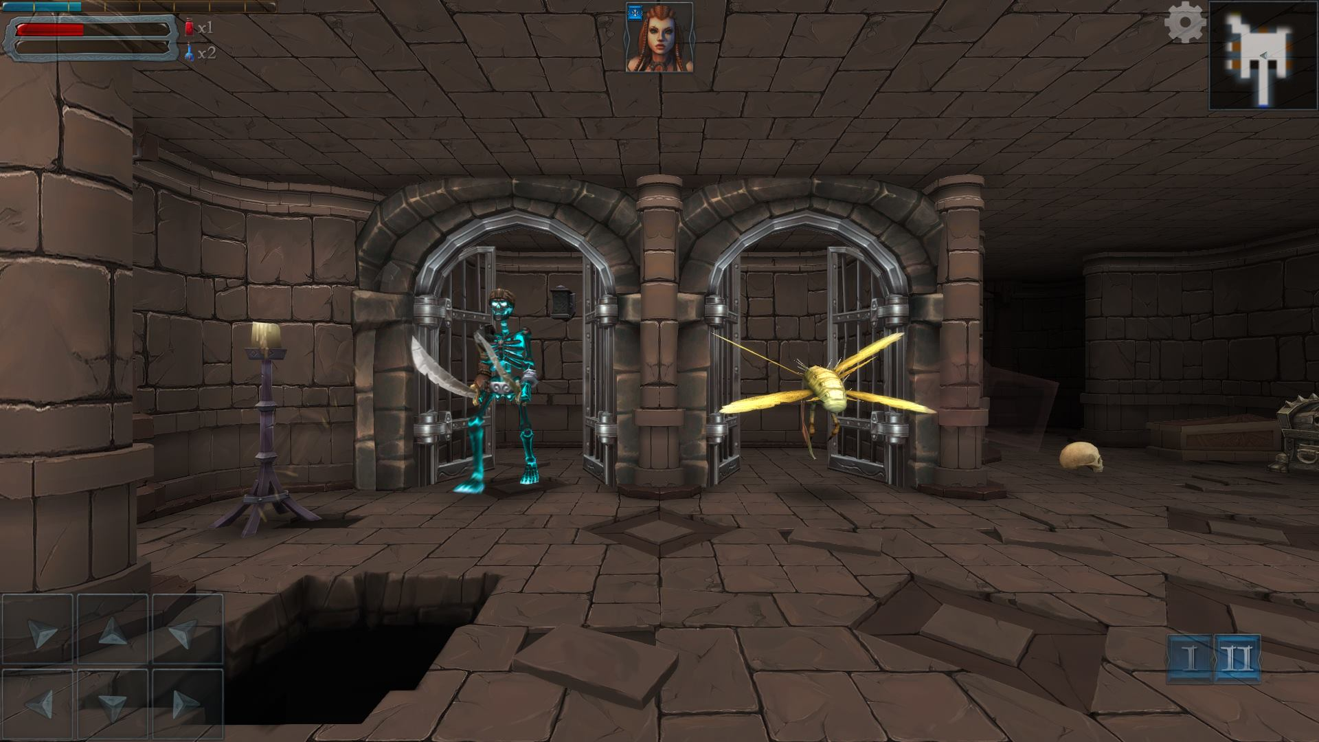 Dungeon Hero screenshot