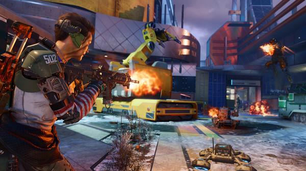скриншот Call of Duty: Black Ops III - Awakening DLC 1