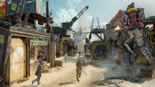 скриншот Call of Duty: Black Ops III - Eclipse DLC 2