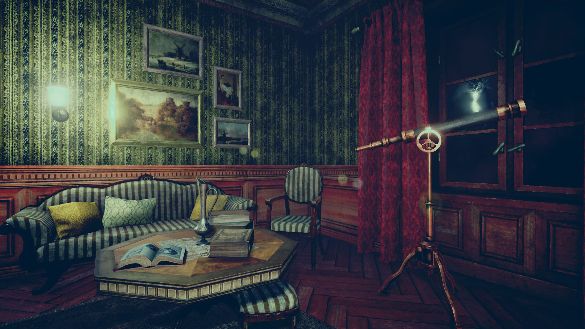 Vernon's Legacy Screenshot 2