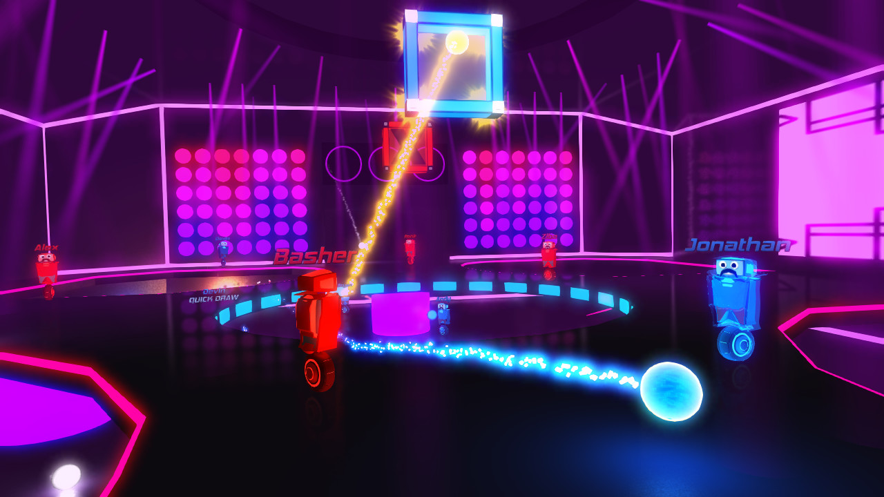 Robot Roller-Derby Disco Dodgeball Soundtrack screenshot