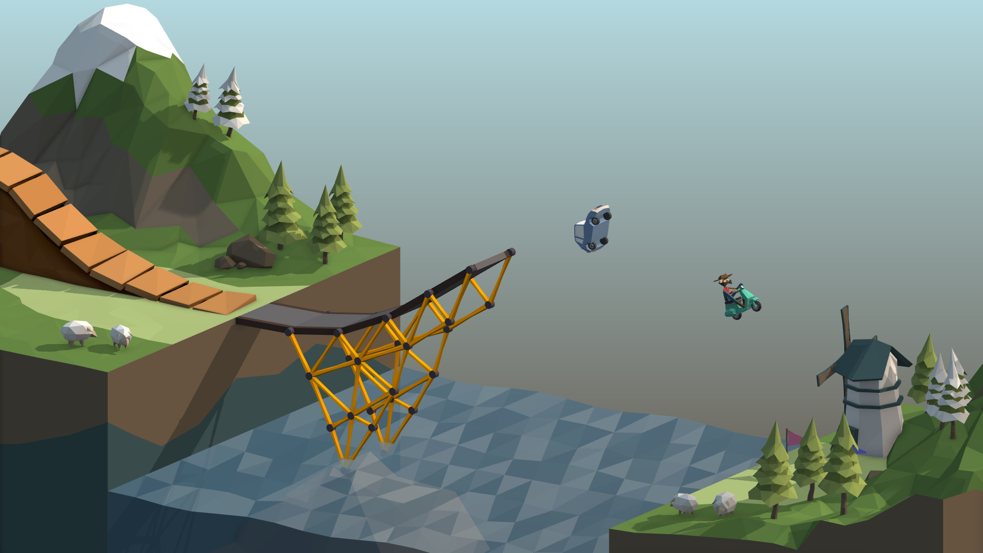 Poly Bridge Screenshot 3