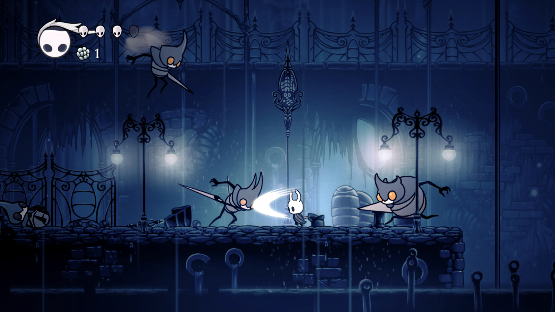 Hollow Knight. Soundtrack Edition [GoG] [2017|Rus|Eng|Multi8]