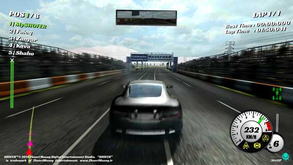 Shofer Race Driver Full Game PC Download