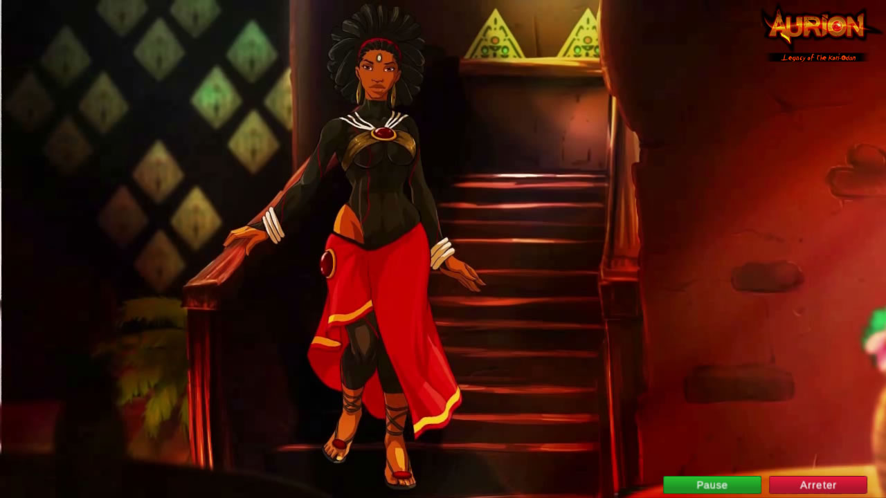 Aurion: Legacy of the Kori-Odan (ENG/FRA) [L]