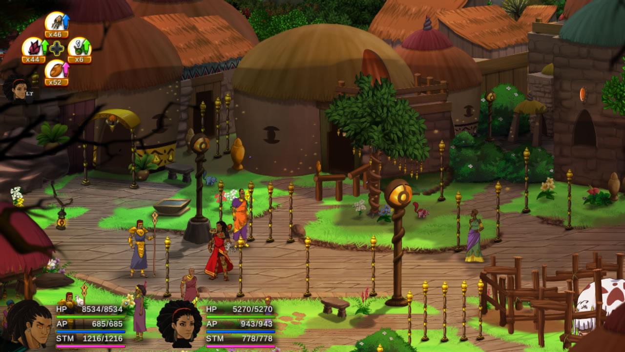 Aurion Legacy of the Kori Odan Gameplay 1