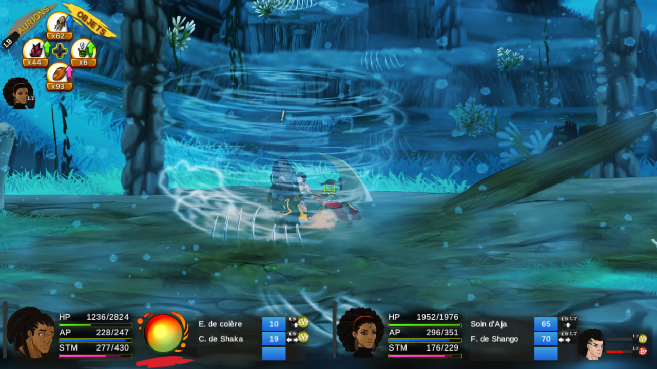 Aurion Legacy of the Kori Odan Gameplay 4