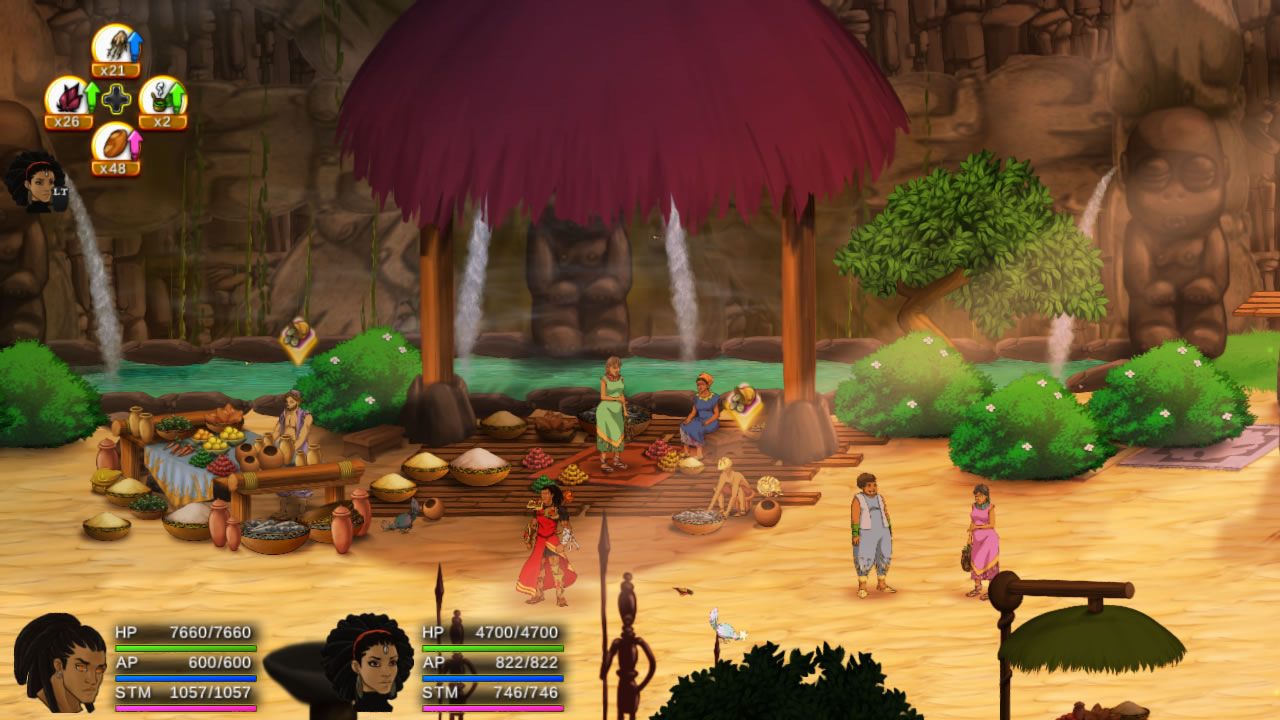 Aurion Legacy of the Kori Odan Gameplay 3