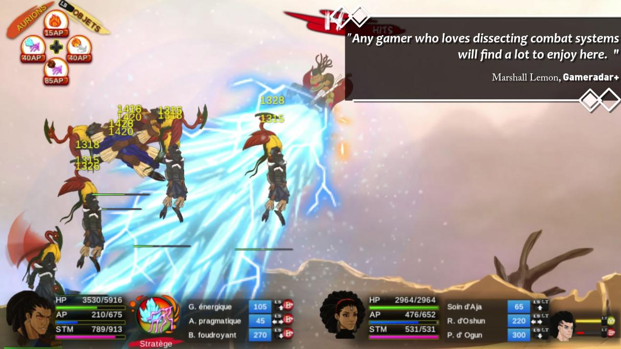 Aurion: Legacy of the Kori-Odan screenshot