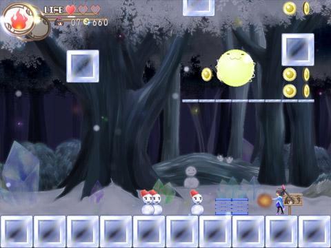 Tobari and the Night of the Curious Moon screenshot