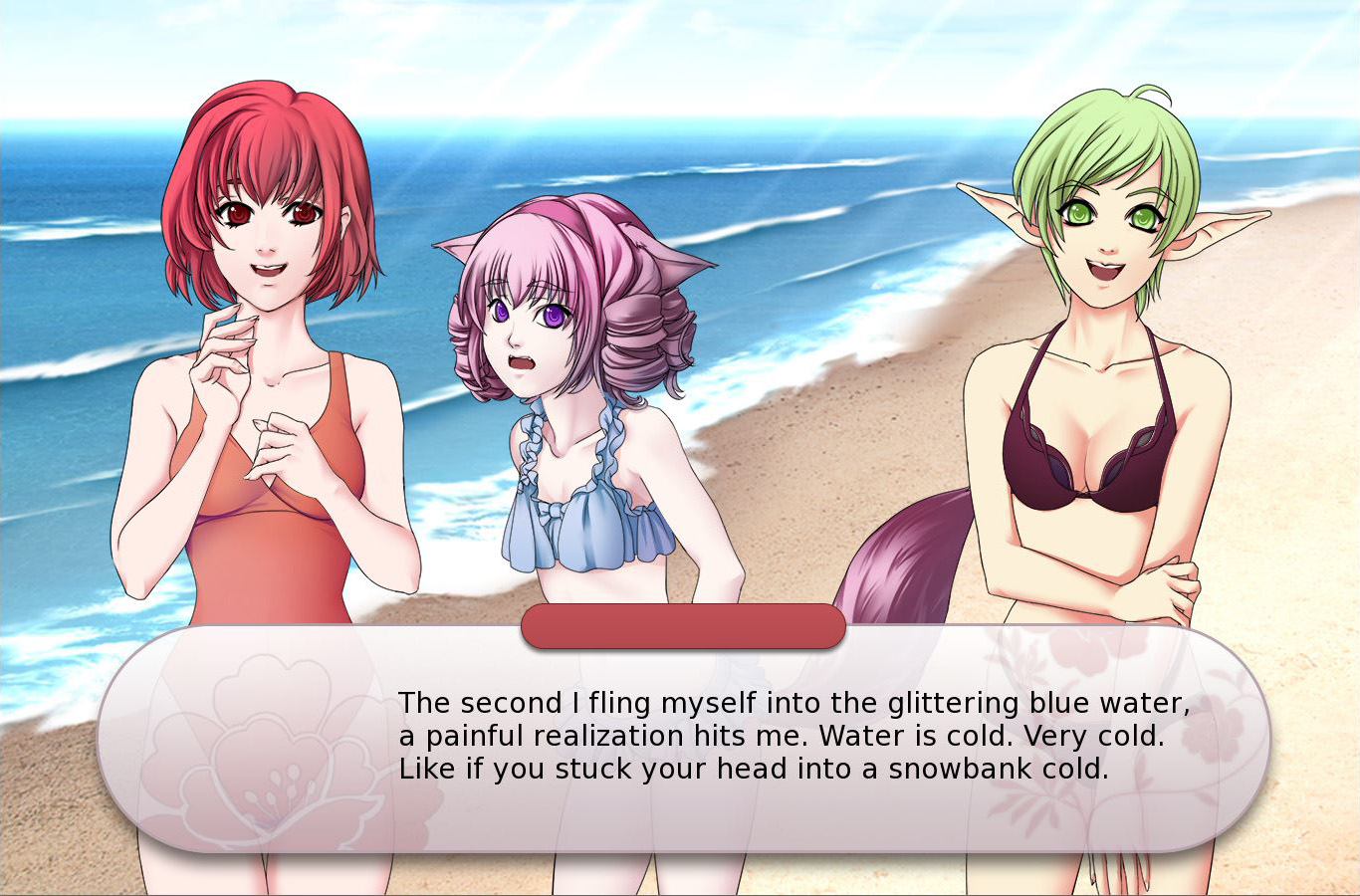 Rising Angels: Hope screenshot