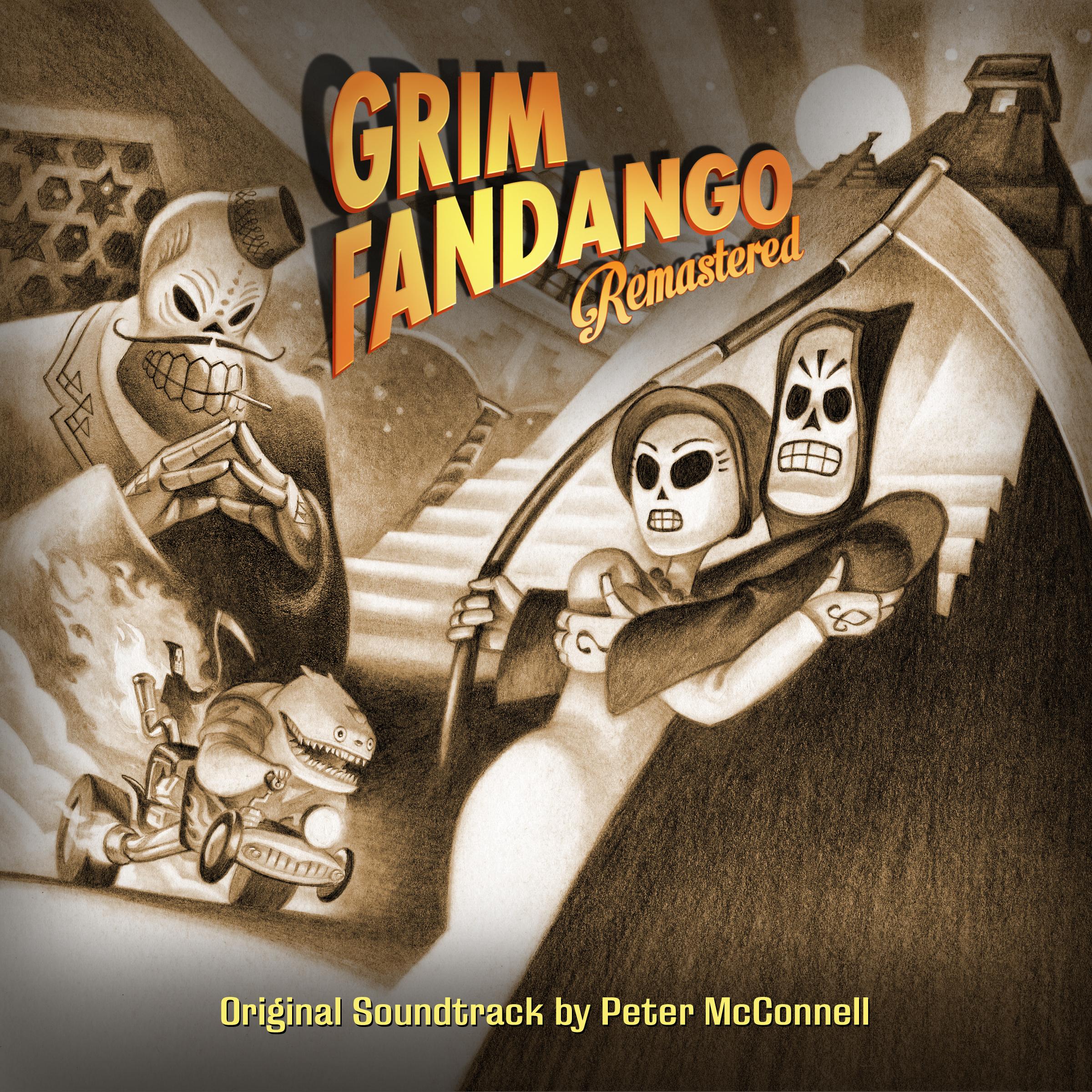 Grim Fandango Remastered - Soundtrack screenshot