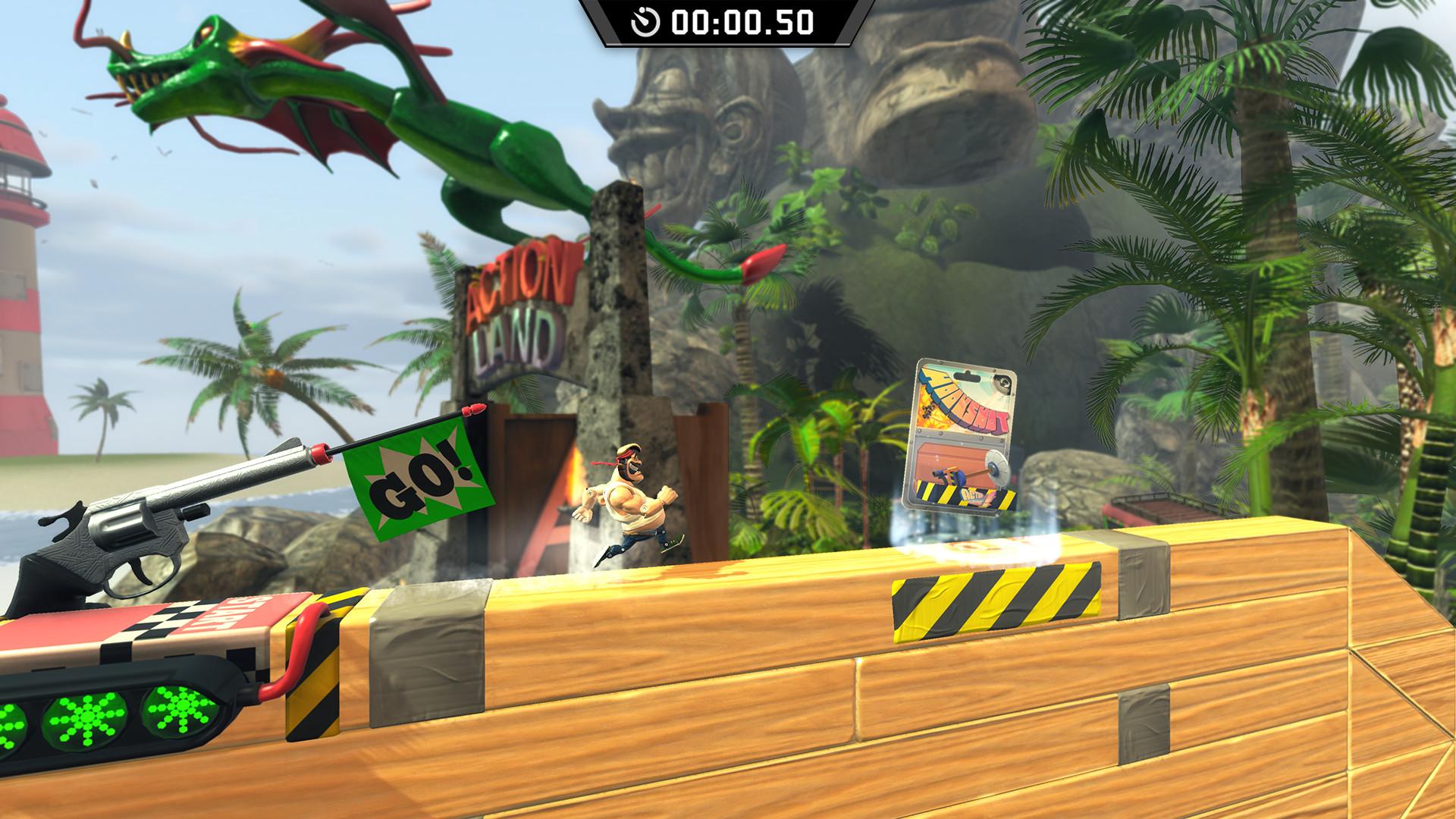 Action Henk Soundtrack screenshot