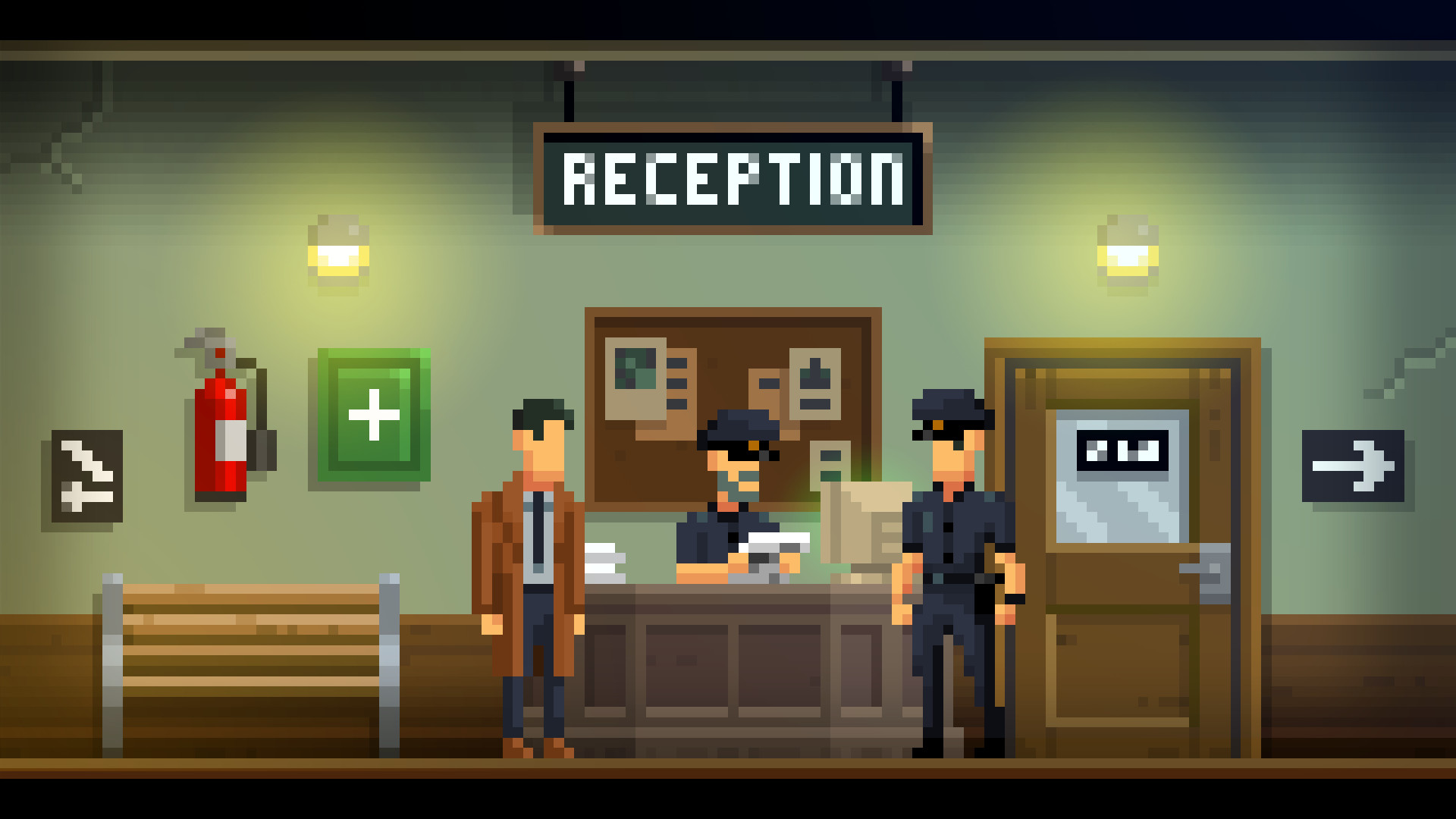 The Darkside Detective screenshot