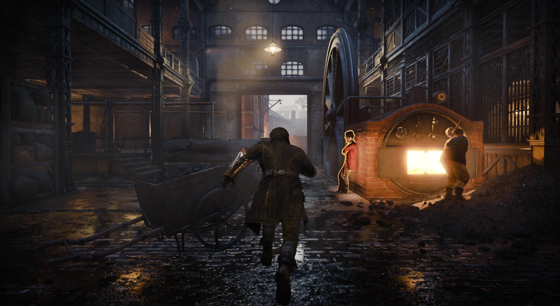 Скриншот игры [Аккаунт] Assassin's Creed Syndicate