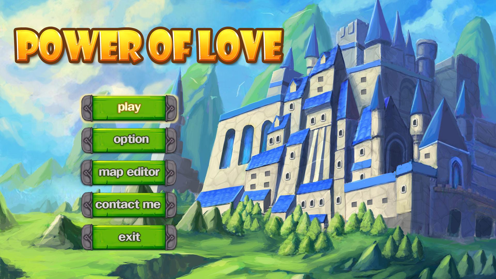 Power of Love screenshot