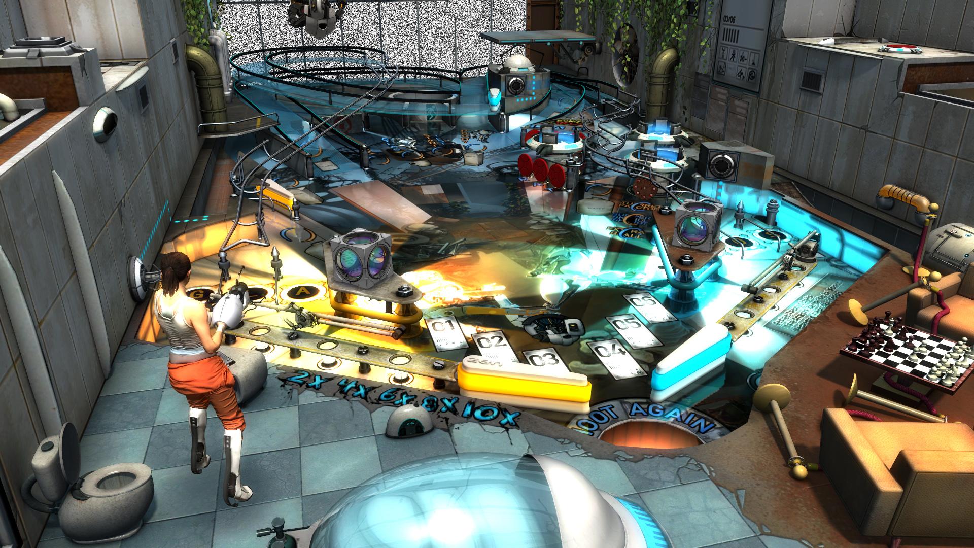 Pinball FX2: Portal Pinball