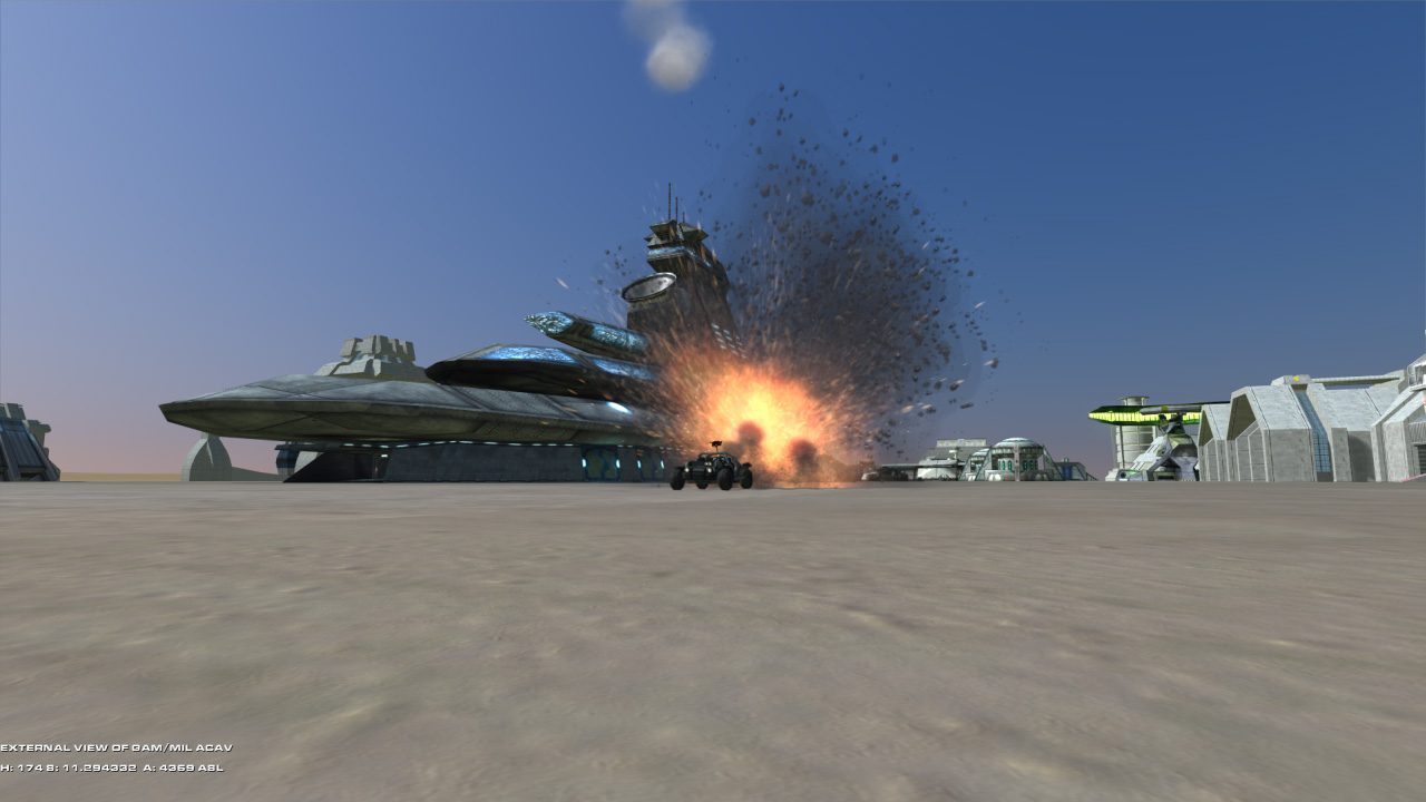 All Aspect Warfare screenshot