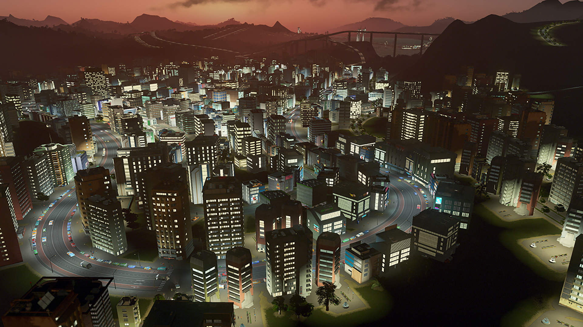 Cities: Skylines - After Dark screenshot