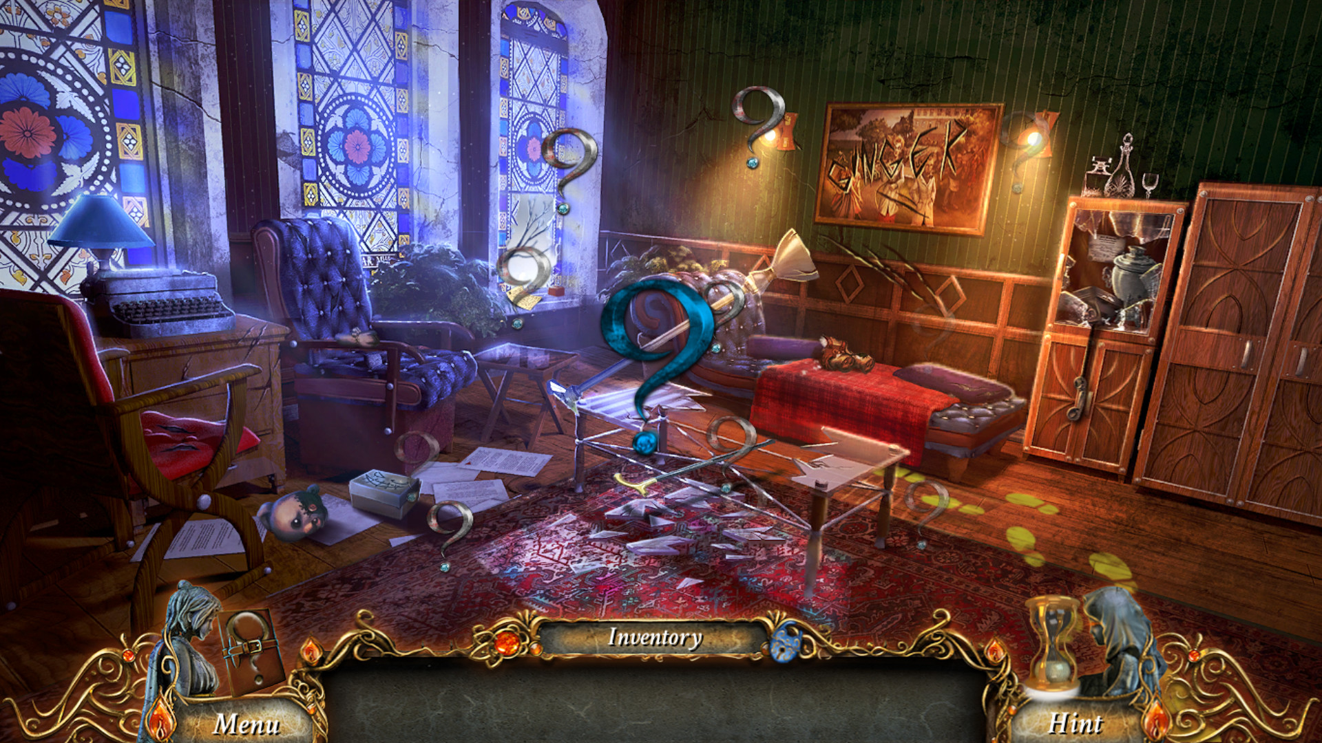 9 Clues 2: The Ward screenshot