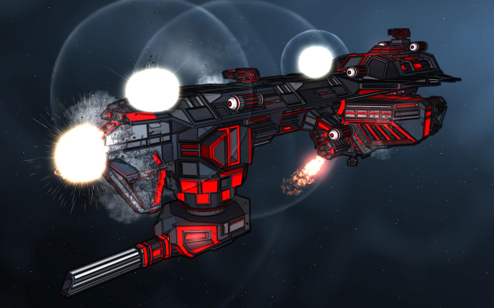 Void Destroyer 2 screenshot
