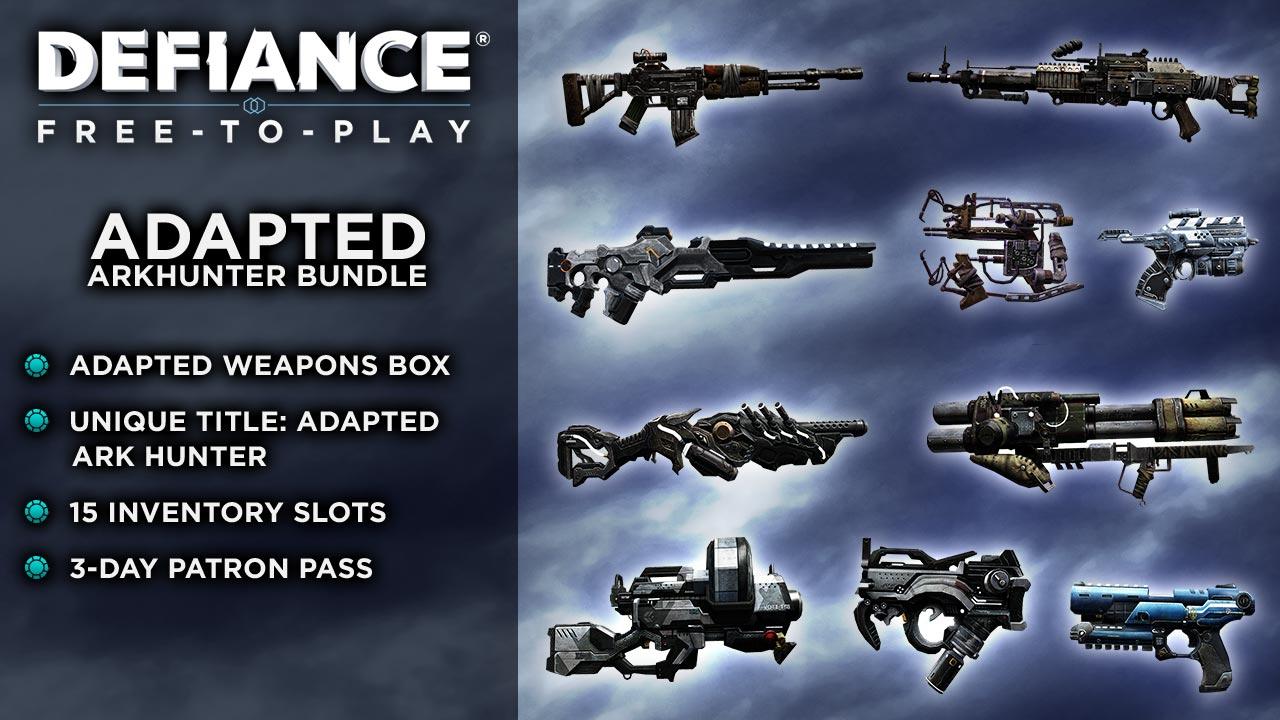 Defiance: Adapted Arkhunter Bundle