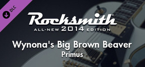 "Rocksmith® 2014 – Primus - ""Wynona's Big Brown Beaver"""