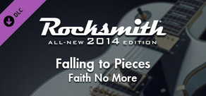 "Rocksmith® 2014 – Faith No More - ""Falling to Pieces"""