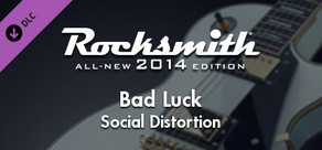 "Rocksmith® 2014 – Social Distortion - ""Bad Luck"""