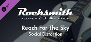 "Rocksmith® 2014 – Social Distortion - ""Reach For The Sky"""