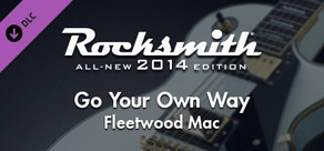 "Rocksmith® 2014 – Fleetwood Mac - ""Go Your Own Way"""