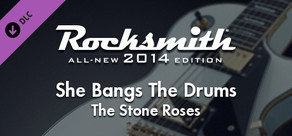 "Rocksmith® 2014 – The Stone Roses - ""She Bangs The Drums"""