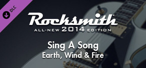 "Rocksmith® 2014 – Earth, Wind & Fire - ""Sing A Song"""