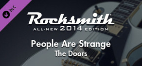 "Rocksmith® 2014 – The Doors - ""People Are Strange"""