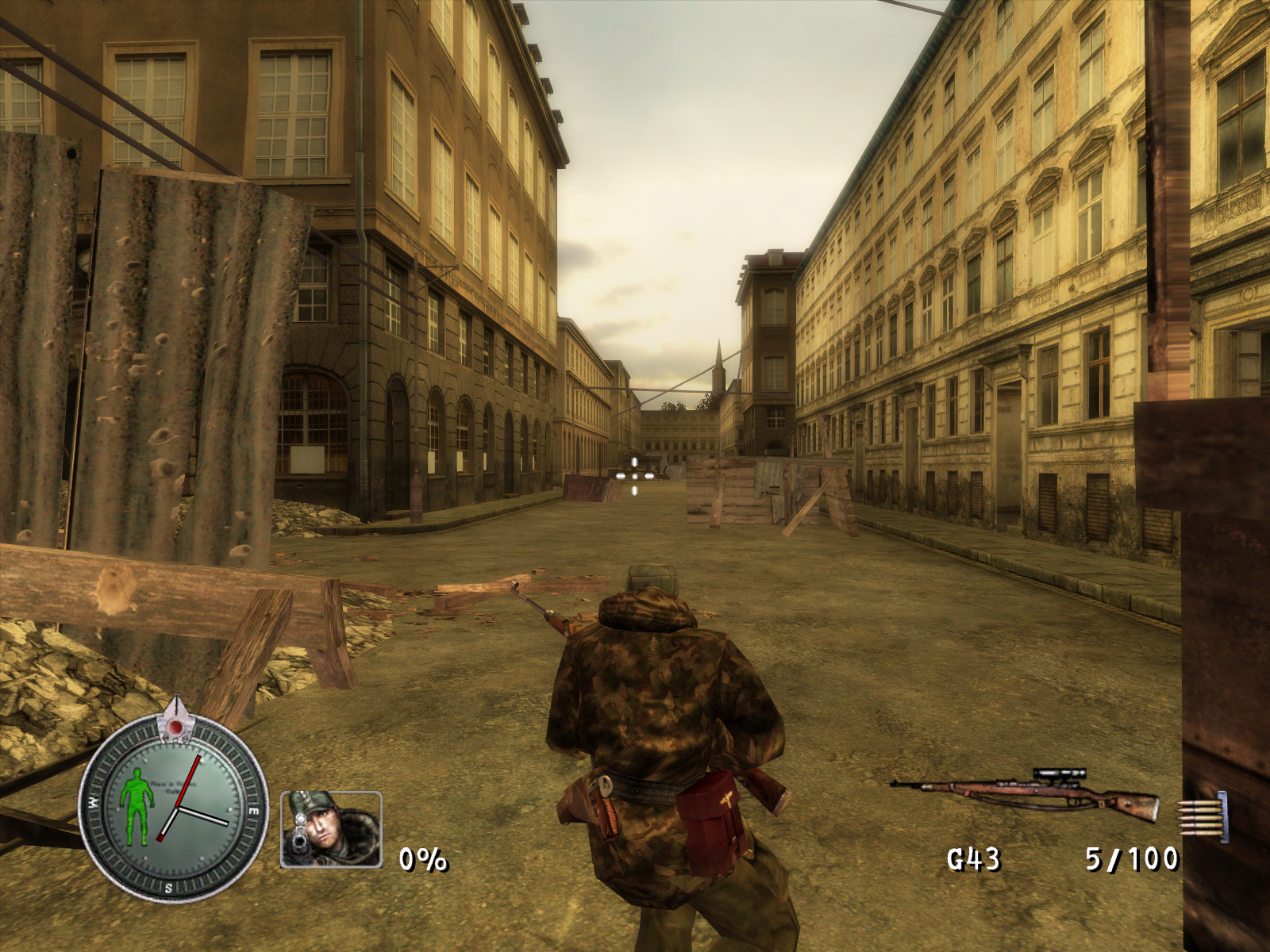 Sniper Elite screenshot