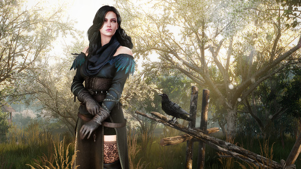 The Witcher 3 - Yennefer 1/4 Statue   Ss_4c485ae96035688946168813b1195c598695702f.600x338