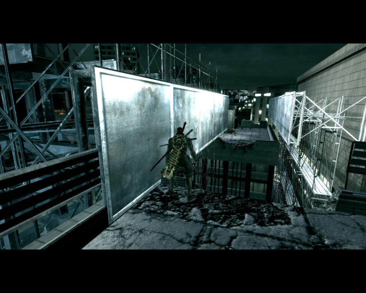 Ninja Blade screenshot