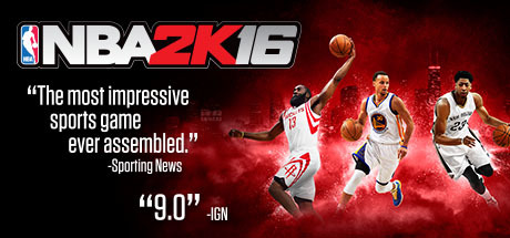 NBA2K16 Update 8 and Crack-3DM