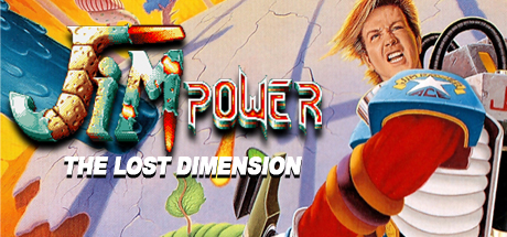 Jim Power -The Lost Dimension