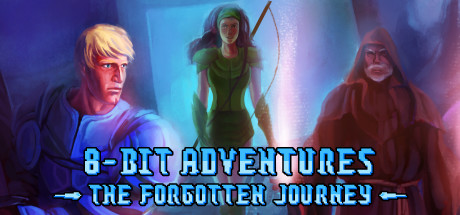 8-Bit Adventures: The Forgotten Journey Remastered Edition game image
