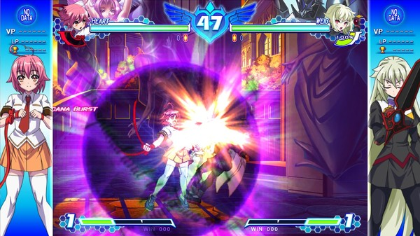 Arcana Heart 3 LOVE MAX! PC-Reloaded