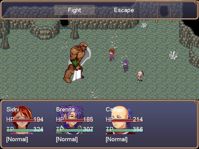 Midnight's Blessing screenshot